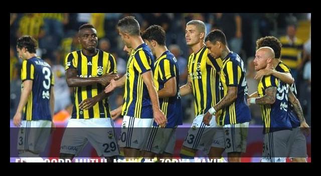 Feyenoord mutlu, ManU ve Zorya kayıp