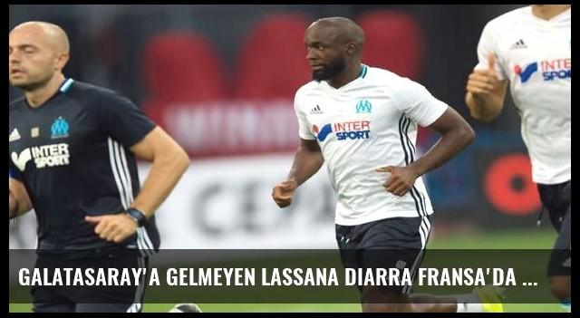 Galatasaray'a gelmeyen Lassana Diarra Fransa'da huzuru bulamadı