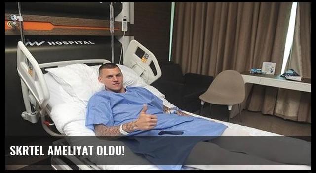 Skrtel ameliyat oldu!