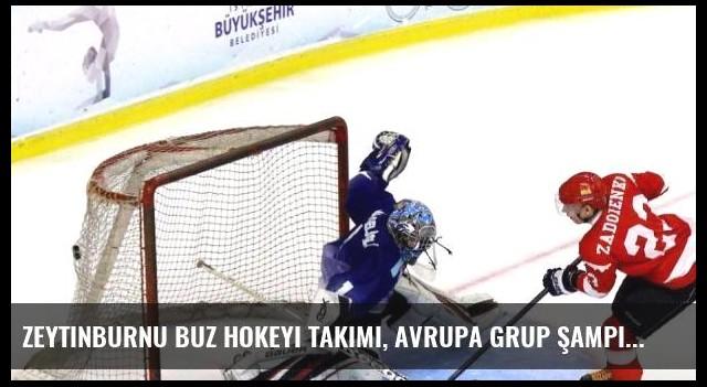 Zeytinburnu Buz Hokeyi Takımı, Avrupa Grup Şampiyonu