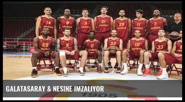 Galatasaray & Nesine imzalıyor