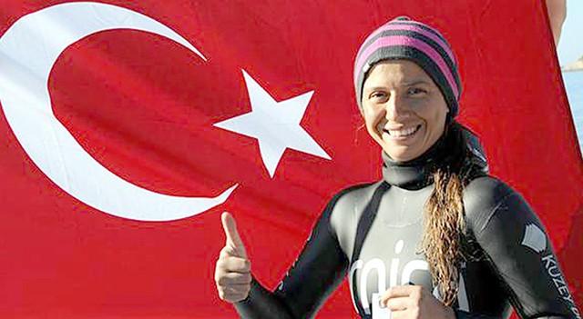 Milli sporcu Derya can dünya 3.'sü oldu