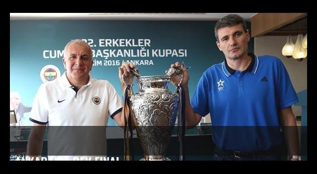 Ankara'da dev final