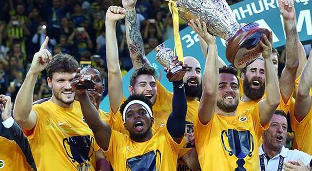 Cumhurbaşkanlığı Kupası Fenerbahçe'nin oldu!