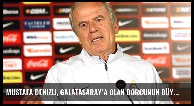 Mustafa Denizli, Galatasaray'a Olan Borcunun Büyük Bölümünü Ödedi