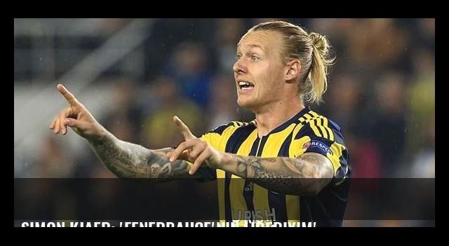 Simon Kjaer: 'Fenerbahçe'nin lideriyim'