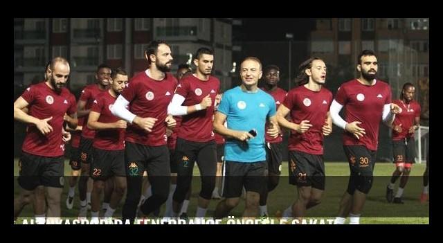 Alanyaspor'da Fenerbahçe öncesi 5 sakat!