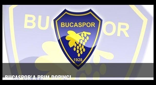 Bucaspor'a prim dopingi