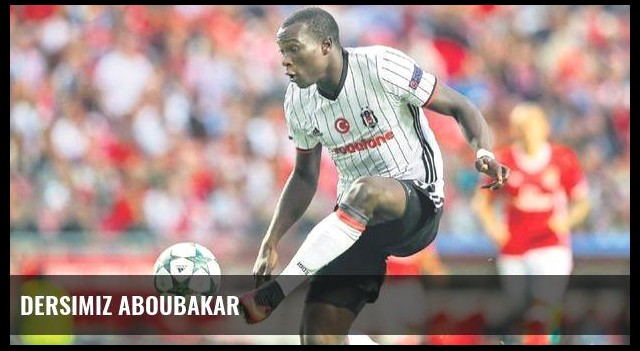Dersimiz Aboubakar