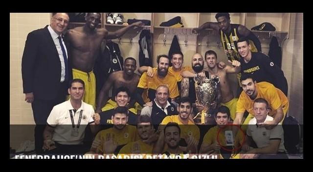 Fenerbahçe'nin başarısı detayda gizli!