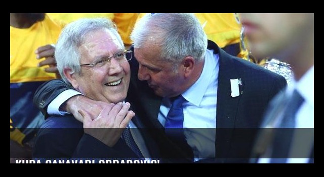 Kupa canavarı Obradovic!