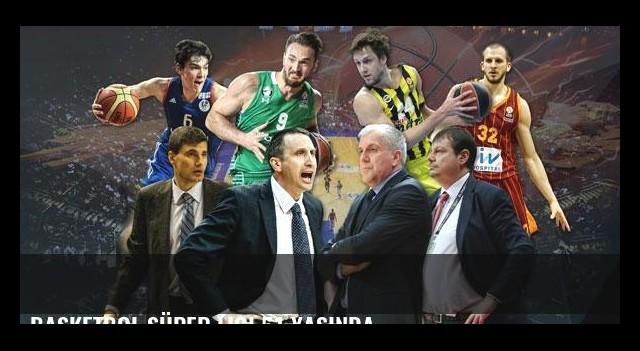 Basketbol Süper Ligi 51 yaşında