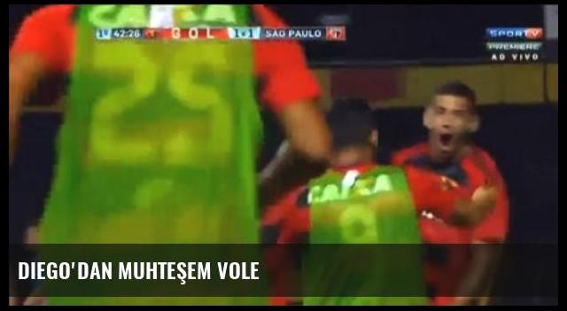 Diego'dan Muhteşem Vole