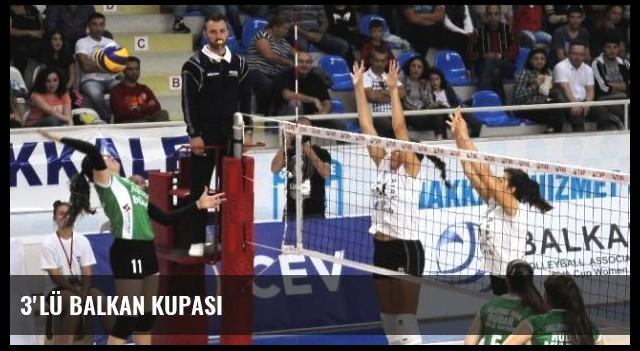 3'lü Balkan Kupası