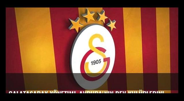 Galatasaray Yönetimi, Avrupa'nın dev kulüplerinin yöneticileriyle bir araya gelecek