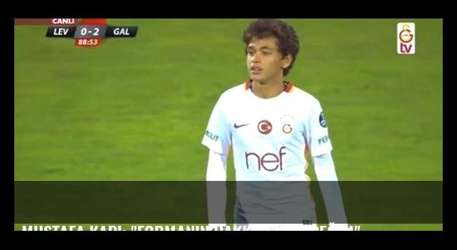 Mustafa Kapı: 'Formanın hakkını vereceğim'