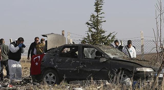 Ankara'da iki canlı bomba kendilerini patlattı