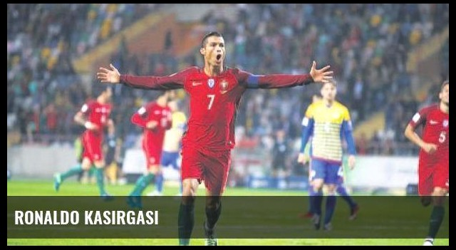 Ronaldo kasırgası