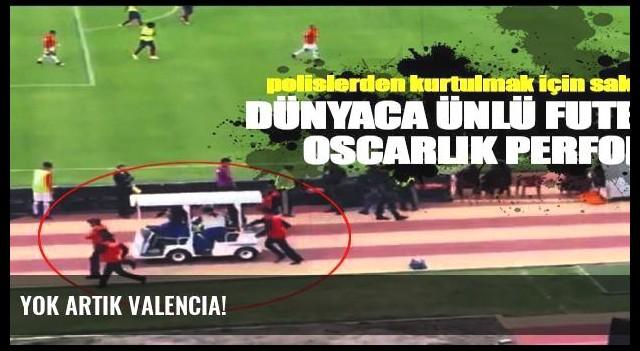 Yok artık Valencia!