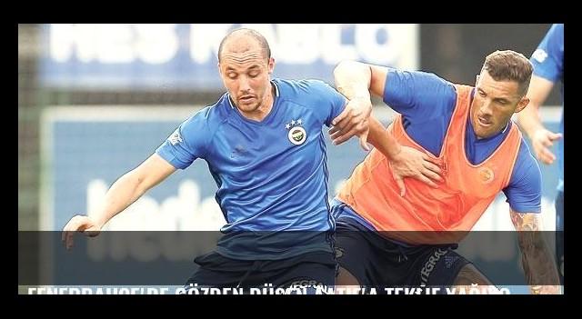 Fenerbahçe'de gözden düşen Aatif'a teklif yağıyor