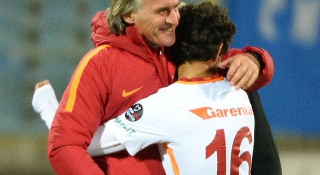 Galatasaray tarihinde ilk kez...