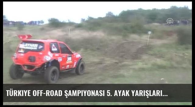 Türkiye Off-Road Şampiyonası 5. Ayak Yarışları