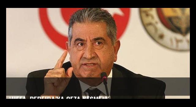 'UEFA, Pereira'ya ceza kesmeli'