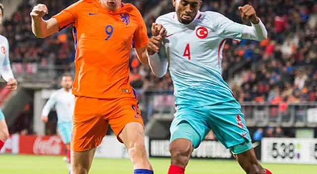 Erol Erdal Alkan Türkiye forması giydi