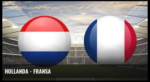Hollanda - Fransa