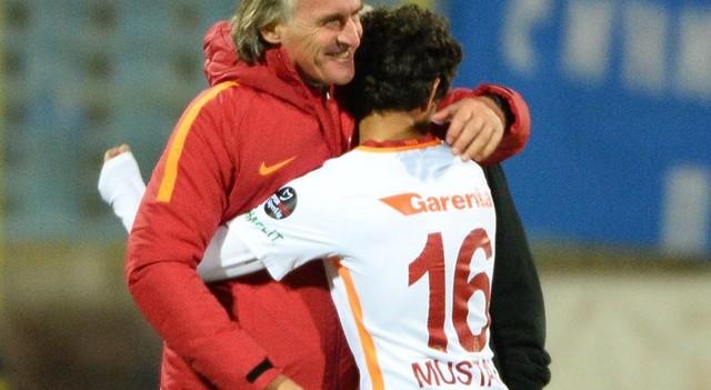 Galatasaray Mustafa Kapı ile sözleşme imzalayacak