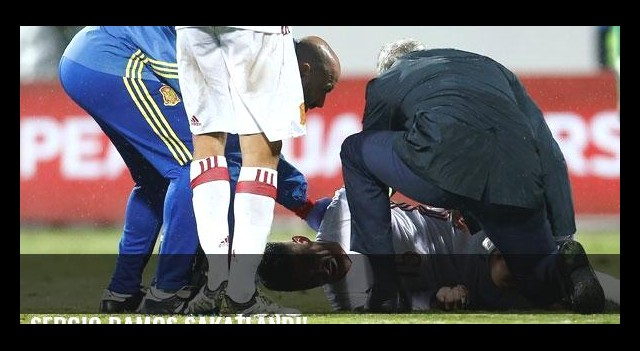 Sergio Ramos sakatlandı!