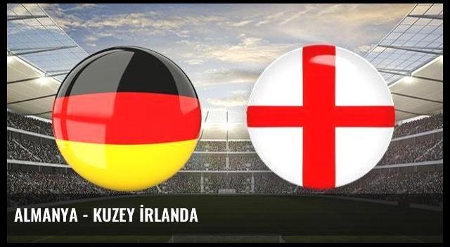 Almanya - Kuzey İrlanda