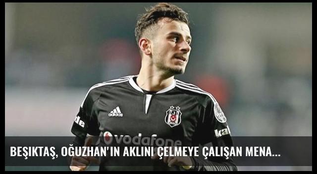 Beşiktaş, Oğuzhan'ın Aklını Çelmeye Çalışan Menajeri FIFA'ya Şikayet Edecek