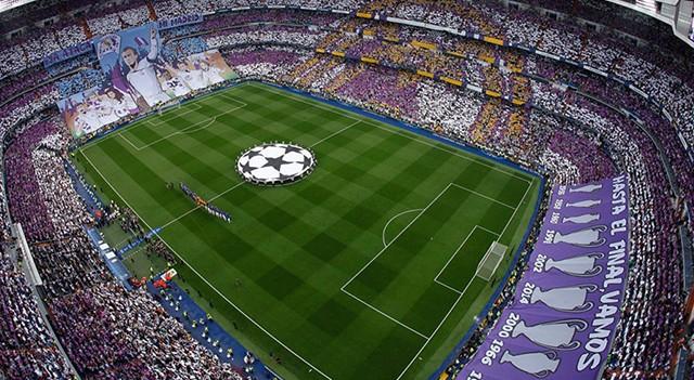 Real Madrid, Bernabeu'yu yeniliyor! Maliyeti 400 milyon Euro...