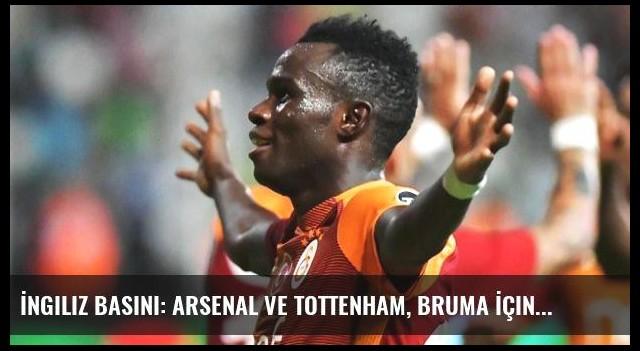 İngiliz Basını: Arsenal ve Tottenham, Bruma İçin 22.5 Milyon Euro'yu Gözden Çıkardı