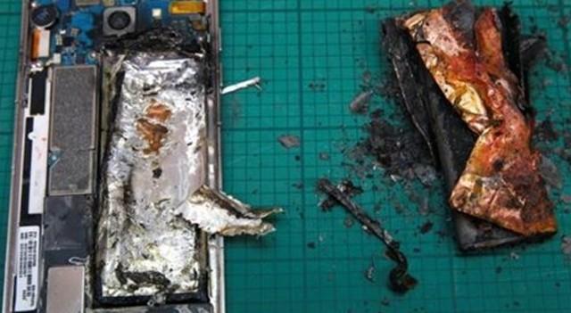 Samsung Galaxy Note 7'nin üretimi durdurdu