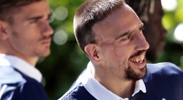 Ribery: 'Griezmann iyi bir futbolcu değil'