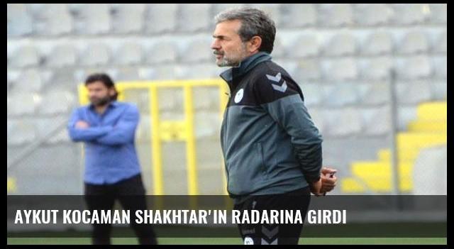 Aykut Kocaman Shakhtar'ın radarına girdi