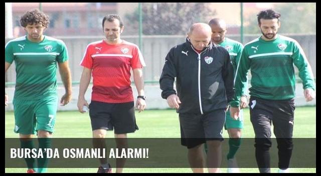 Bursa'da Osmanlı alarmı!
