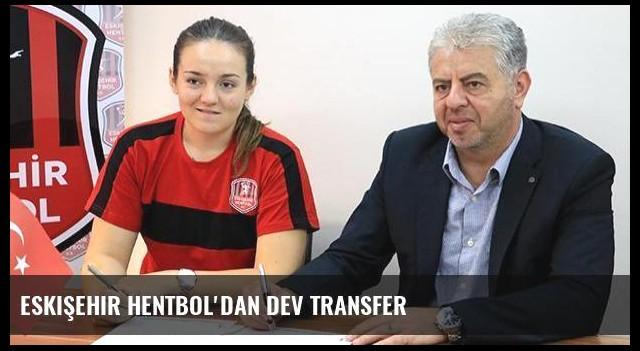 Eskişehir Hentbol'dan dev transfer