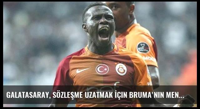 Galatasaray, Sözleşme Uzatmak İçin Bruma'nın Menajerini İstanbul'a Çağırdı