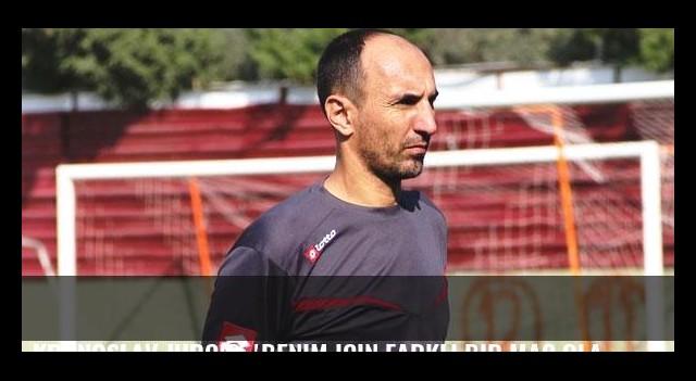 Krunoslav Jurcic: 'Benim için farklı bir maç olacak'