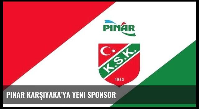 Pınar Karşıyaka'ya yeni sponsor