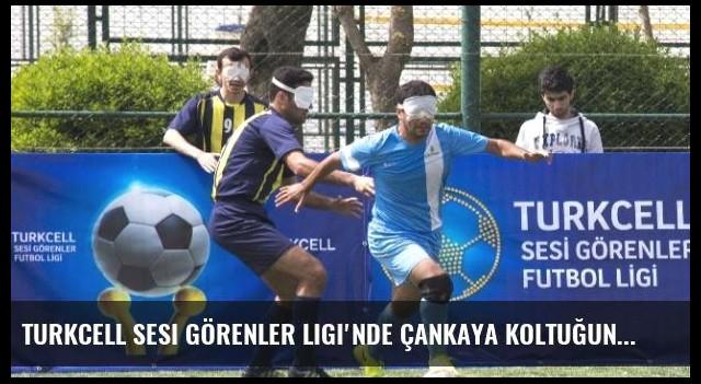 Turkcell Sesi Görenler Ligi'nde Çankaya Koltuğunu Korudu