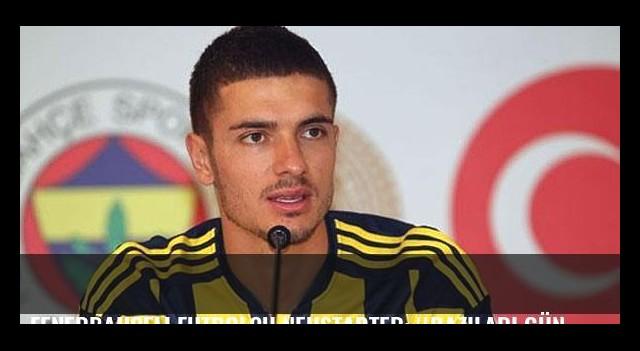 Fenerbahçeli futbolcu Neustadter: ''Bazıları günde 5 kez dua etmeye gidiyor'