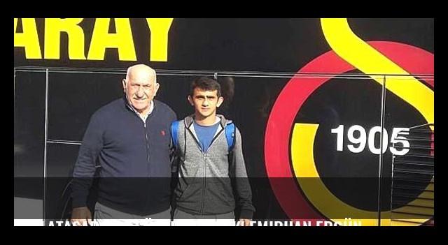 Galatasaray'a süper yetenek! Emirhan Ergün...