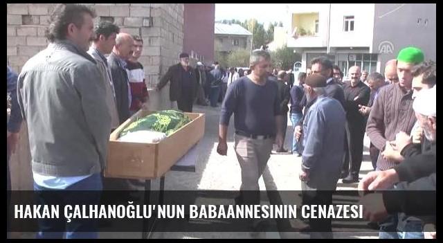 Hakan Çalhanoğlu'nun Babaannesinin Cenazesi