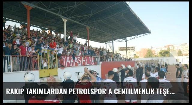 Rakip Takımlardan Petrolspor'a Centilmenlik Teşekkürü