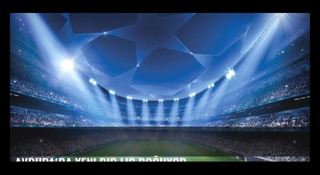 Avrupa'da yeni bir lig doğuyor