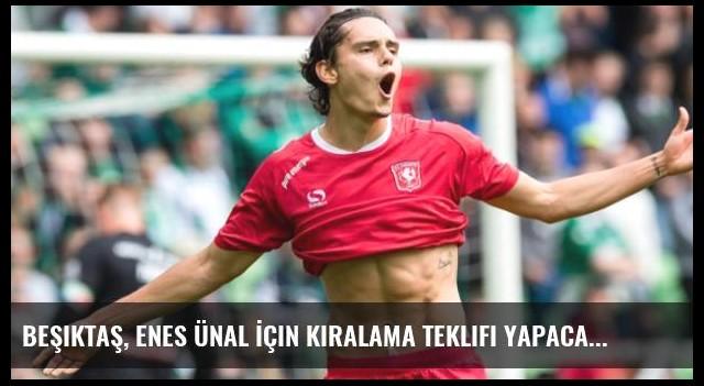 Beşiktaş, Enes Ünal İçin Kiralama Teklifi Yapacak